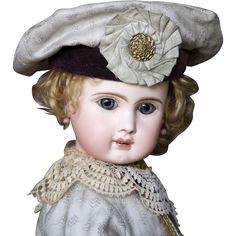 Jules Steiner A-15 Bebe Le Parisien French Antique from terristreasures on Ruby Lane