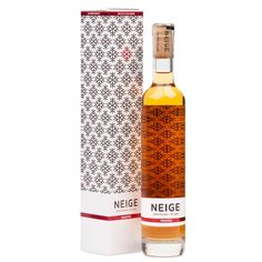 H*Neige Apple Ice Wine 09 (Perfect as an aperitif or as an accompaniment to flavoursome cheeses and rich desserts)