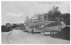The Arches, Westcliff-on-Sea. London Places, Arches, Conservation, Old Photos, Childhood Memories, Shots, England, Sea, History