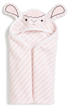 Nordstrom Baby Hooded Animal Towel available at Love Sewing, Sewing For Kids, Baby Sewing, Kids Nap Mats, Nordstrom Baby, Retail Bags, Quilting, Machine Embroidery Patterns, Baby Accessories