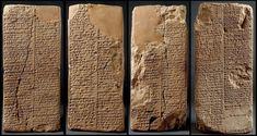 The Sumerian Tablets - the Anunnaki  Placas SUMÉRIAS que contam a história dos ANUNNAKI