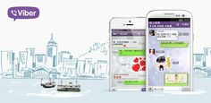 Messaging platform Viber looks East as Asians make up a third of its users (January 2013)