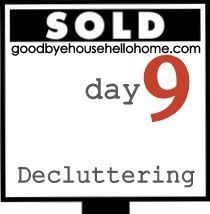 Staging, DIY: 31 Days to a Staged Home :: Day 9, Decluttering
