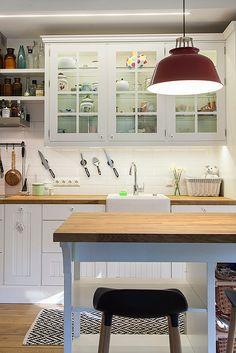 kitchen made by KROMO DISAIN OÜ // scandinavian design // minimalistic interior //
