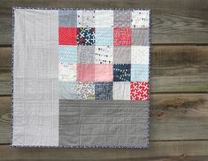 Finished Quilt: Reunions!