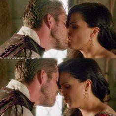 "Regina and Robin - ""Siege Perilous"""