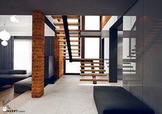 Schody styl Minimalistyczny - zdjęcie od KONZEPT Architekci - Schody - Styl Minimalistyczny - KONZEPT Architekci