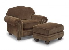 Chairs for Home | Chairs with Ottoman Furniture | Flexsteel