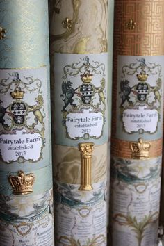 Fairytale Established.... Lovely for childrens room ~design roulette