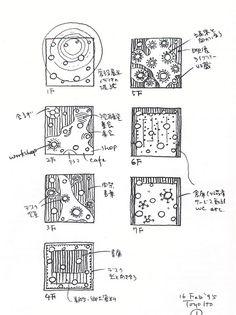 kazuyo sejima sketch - Google 検索