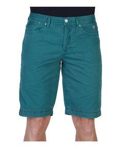 Bermuda uomo  JAGGY J2337T810-Q1_672_GREEN-FIR Verde - Primavera Estat