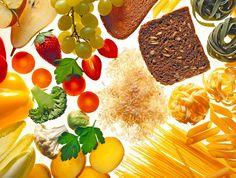 Alimentos ricos em carboidratos (Foto: Getty Images)