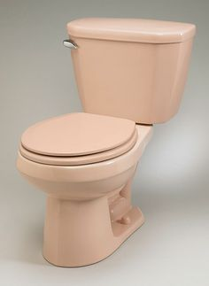 How Do You Replace A Pink Toilet
