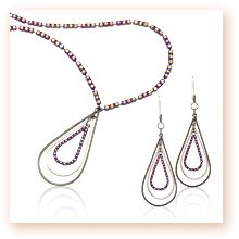this set disappeared into my daughters room Daughters Room, To My Daughter, Life Is Beautiful, Beautiful People, Necklace Set, Pendant Necklace, Lead Free, Swarovski Crystals, Fashion Jewelry