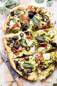 Skip takeout—these healthy homemade pizza recipes are so much better than delivery.