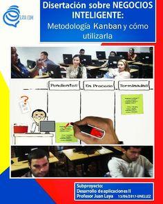 Mis clases de sobre Método  Kanban #jlaya