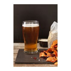 LODRÄT Beer glass  - IKEA