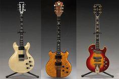 Jerry Garcia's guitars