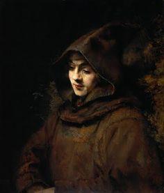 Titus / Rembrandt / 1660