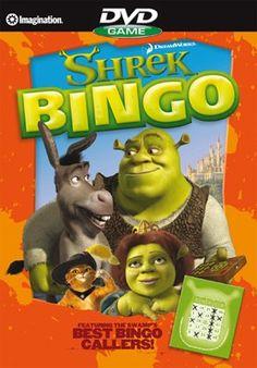 Shrek BINGO DVD Game @ niftywarehouse.com #NiftyWarehouse #Shrek #Movies #Movie