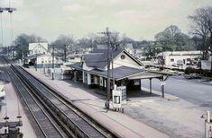 Amityville Long Island Railroad Station