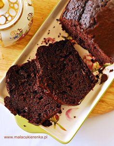 Ciasto MEGA czekoladowe z dynią