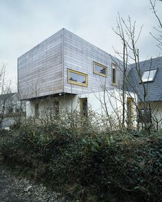 Plug-in Cottage / MacGabhann Architects
