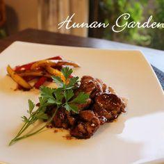 鶏とパプリカのソテー バルサミコソースのレシピ   お料理&お菓子の教室 Hunan Garden