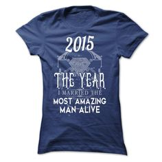 2016 The Year I maried The most amazing men alive T-Shirts, Hoodies. Get It Now…