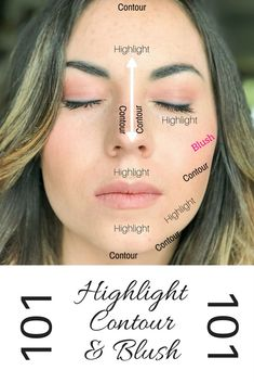 Where should you place your highlight, contour, and blush? Why should you highlight and contour? Come try this miracle makeup for flawless skin and the perfect highlight and contour product.