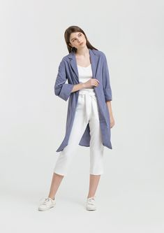 Affordable Fashion, Duster Coat, Ready To Wear, Normcore, Jackets, How To Wear, Shopping, Clothes, Outfit