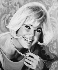 Doris Day. The original girl next door. I love her voice.
