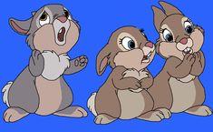 Bunnies by HellfireSaphira