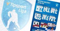 Hokejová Tipsport Liga program – kompletný prehľad a rozlosovanie! Budapest, 21st