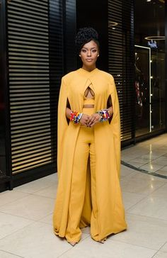 Nomzamo-Mbatha... I love every part of this look!