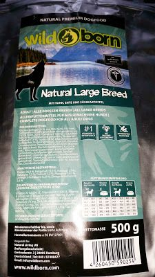 Meine Testecke: Getreidefreies Futter für unsere Fellnasen