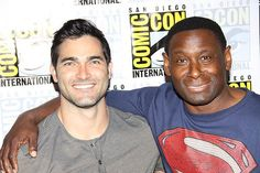 Supergirl star David Harewood interview on season two, playing Martian Manhunter, the season one big reveal, Superman, and J'onn's relationship with Alex. David Harewood, Supergirl Season, Current Tv, Star David, Martian Manhunter, Season 2, Superman, Tv Shows, Interview