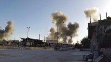Syrien: Dutzende Tote beiLuftschlägen in Ost-Ghuta- Giftgasangriffvermutet