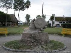 monumento al mate en Republica Oriental Del Uruguay