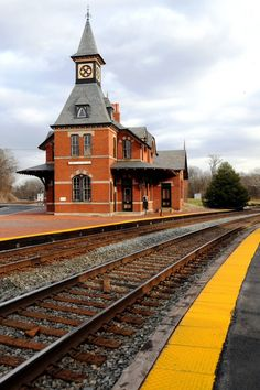 Train Station, Point of Rocks, Maryland