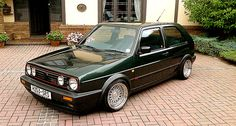 MK2 16v GTi Golf in Oak Green, i miss mine. Was awesome to drive