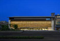 仏教博物館 完成:2011年 公式サイト:http://museum.ryukoku.ac.jp