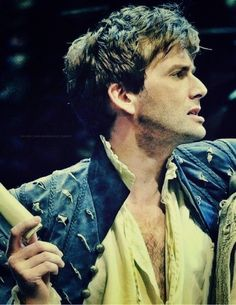 'Love's Labour Lost' David Tennant. Not much costume visible but WHO CARES OMG.