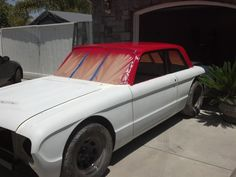 Projects - 63 Falcon Build Thread - Stockcar for the Street   Page 6   The H.A.M.B.