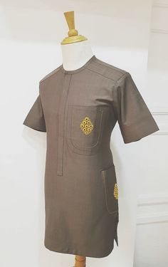 African Wear Styles For Men, African Dresses Men, African Attire For Men, African Clothing For Men, Nigerian Men Fashion, African Men Fashion, Mens Fashion, Native Wears, African Design