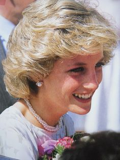 May 2, 1985: Princess Diana visits the Cathedral in Bari &Trani & are received by a large crowd. Later, they visit a school for deaf children at Molfetta & watch them in a dance. Day 14