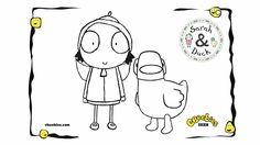 Sarah & Duck | CBeebies