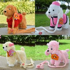 2017 New Arrival Electronic Pet Toys Walking Singing Electronic Plush Dog Baby Toys Gift Toys For Children Birthday Gifts //Price: $40.00      #shopping