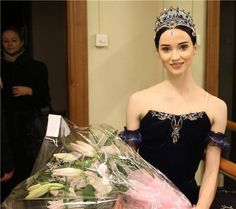 The beautiful and talented Olesya Novikova