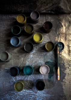 Modern lime paint made in harmony with nature, Bauwerk Colour available at our store - ANOUKB CREATIVE STUDIO